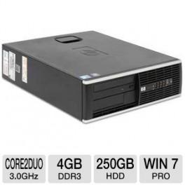 HP Desktop PC 8000 Elite