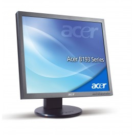 Acer B193  LCD monitor 19""