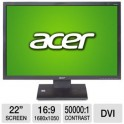 "Acer V223W 22"" Widescreen LCD"
