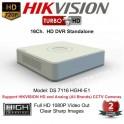 Hikvision DS-7116HGHI-F1 TurboHD DVR