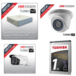 HIKVISION SET ONE