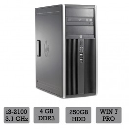 HP 6200 (i3-2100/4GB/250GB)