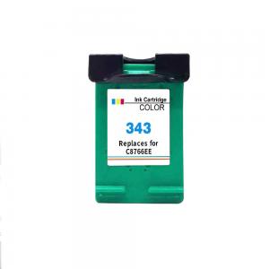 HP No 343 XL (COL) C8766EE ΣΥΜΒΑΤΟ (18ml)
