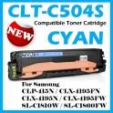 SAMSUNG CLT-K504S 504 CY