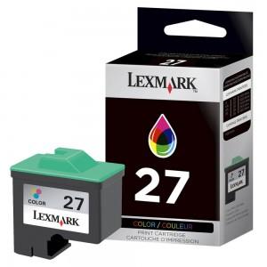 LEXMARK 27 INK CTG