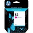 HP 82 Ink Ctg Magenta