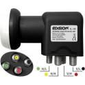 Edision LNB QL-4 Quattro SE