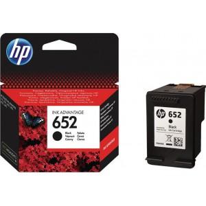 HP 652 Black (F6V25AE)