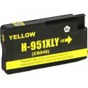 Premium Συμβατό Μελάνι HP 951XL Yellow