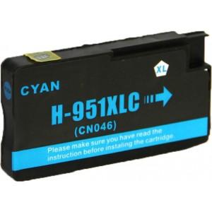 Premium Συμβατό Μελάνι HP 951XL Cyan